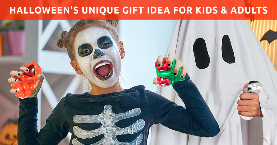 Halloween's Unique Gift Idea For Kids & Adults!