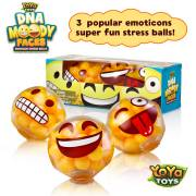 DNA Moody Faces by YoYa Toys - STRESS RELIEF THAT ACTUALLY WORKS