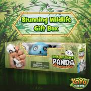 DNA Wildlife Panda Stress Ball by YoYa Toys - The Most Unbelievably Satisfying DNA Balls On The Market - Stunning Gft box