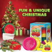 Fresh N Slimy Fruit Slime by YoYa Toys - Great Christmas Gift