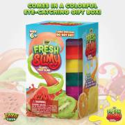 Fresh N Slimy Fruit Slime by YoYa Toys -STUNNING GIFT BOX _ BEAUTIFUL DESIGN
