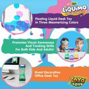 Liquimo - Liquid Motion Bubbler by YoYa Toys - EFFECTIVE _ EXCITING SENSORY TOY!