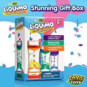 Liquimo - Liquid Motion Bubbler by YoYa Toys - Stunning Gift Box