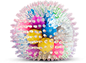 Spiky DNA Ball