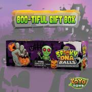 Spooky DNA Stress BAlls by YoYa Toys Halloween Squishy Ball Gift Set