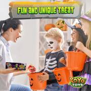 Spooky DNA Stress Balls by YoYa Toys Spooky pumpkin, ghost and skull DNA anti stress balls!