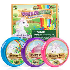 WonderSlime Unicorn Slime Kit by YoYa Toys
