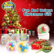 oYa Toys Spiky DNA LED Ball - Great Christmas gift idea