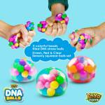DNA Balls by YoYa Toys - Feel Calm Again with 3 Pack