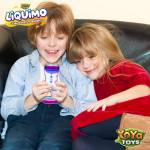 Liquimo - Liquid Motion Bubbler by YoYa Toys - Simply flip them over and let gravity do its thing!